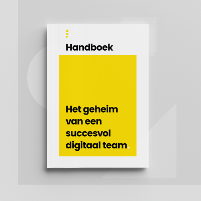 Handboek Succesvol Digital Team
